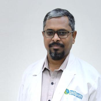 Dr. Mahesh Ghogare