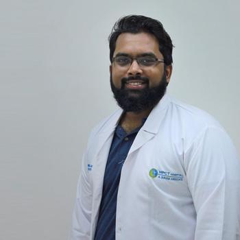 Dr. Shahid Patel